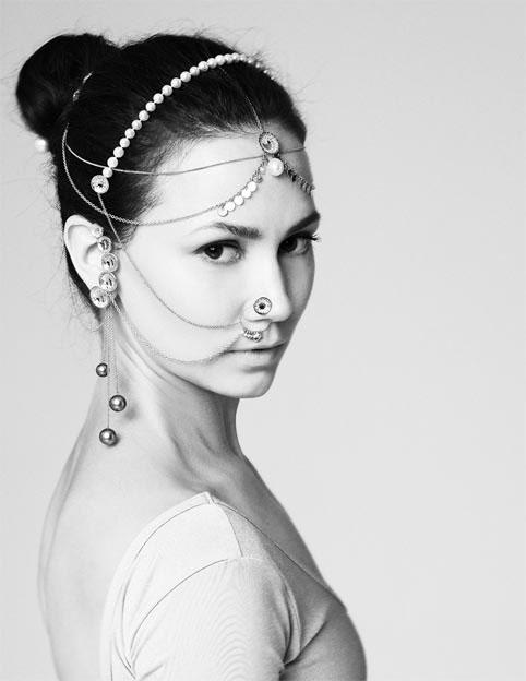 Styrke skønhed kongelige balletsmykker november 2012 og marts